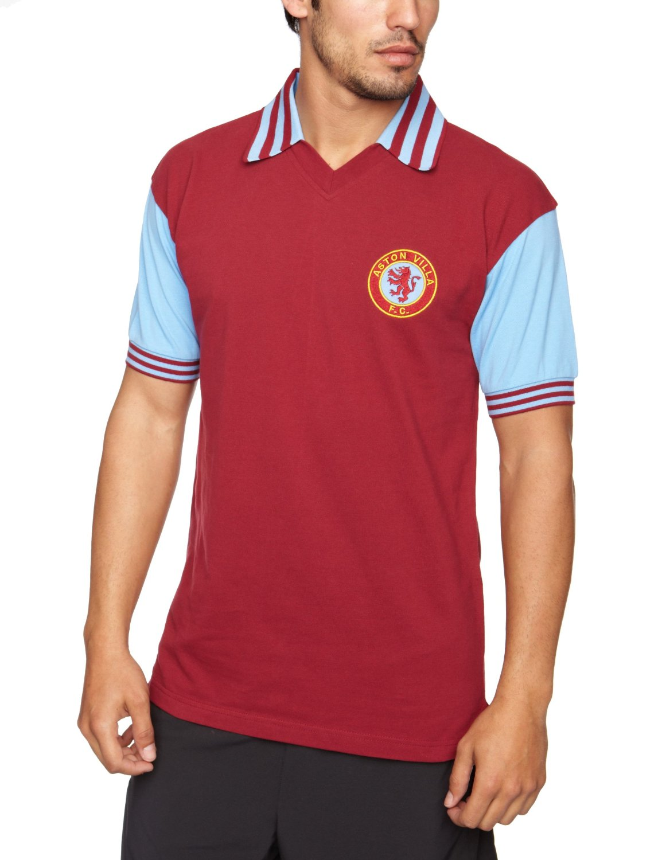 e1fb7f279 Retro Football Shirts - Aston Villa Rumours
